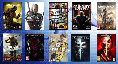 juegos pc - cualquier juego (online)