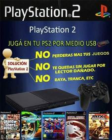 Juegos Playstation 2 Instalados En Pendrive ( Mejor Precio)