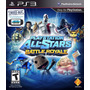 Playstation All Stars Battle Royale Ps3 Disco Físico Nuevo