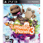 Little Big Planet 3 Playstation 3 Ps3 Disco Físico