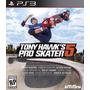 Juegos Ps3 Tony Hawks Pro Skater 5 Fisico Nuevo Y Sellado