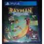 Rayman Legends+ps4+región 1+español+envió Gratis