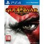God Of War Remastered Ps4 Nuevos Y Sellados