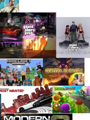Juegos Por Google Drive 300 00 En Mercado Libre