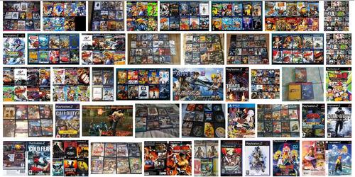 juegos ps2 catalogo + de 600 juegos  ¡¡1 x 5000 y 2 x 8400!!