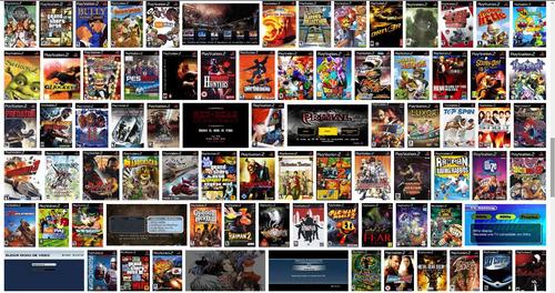 juegos ps2 catalogo + de 600 juegos ¡¡1 x 6200 y 2 x 11mil!!