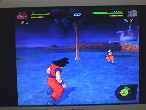 juegos ps2 dragon ball z sparking neo budokai tenkaichi 2 jp