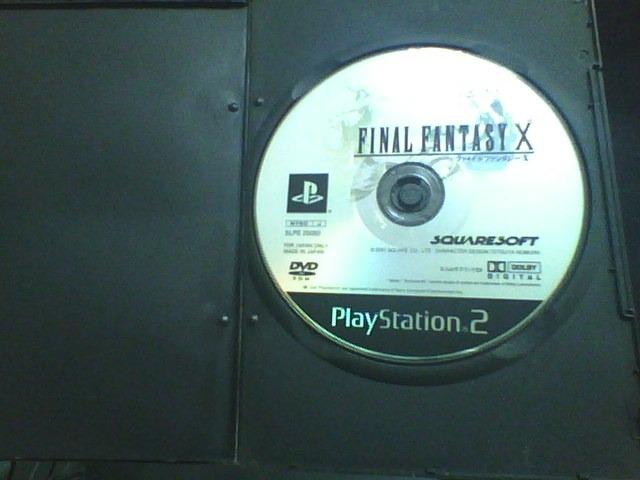 Juegos Ps2 Final Fantasy X Final Fantasy X 2 Japoneses 390 00