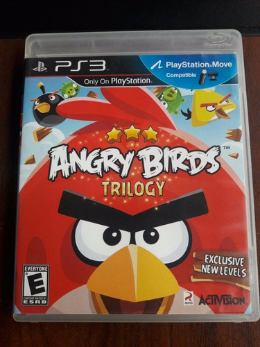 juegos ps3 (angrybirds, duty4)