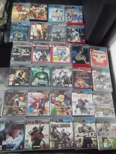 juegos ps3 fisicos!! a solo $390 c/u