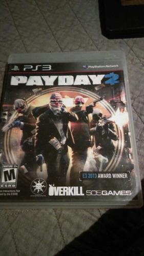 juegos ps3 ninja gaiden sigma,payday2,kratos
