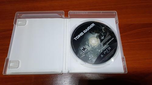 juegos ps3 playstation 3 tomb raider fisico