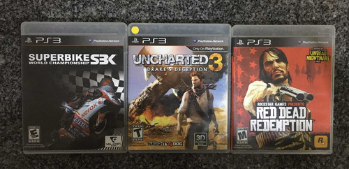 juegos ps3 playstation