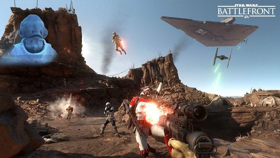 Juegos Ps4 Battlefront Playstation 4 Fisico Envio Gratis 489 00