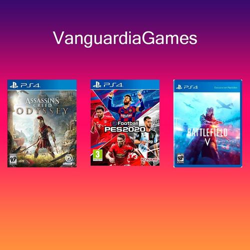 juegos  ps4 digitales por 7 dias