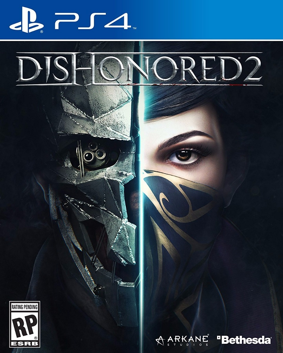 Juegos Ps4 Dishonored 2 Playstation 4 Nuevo Original 599 00