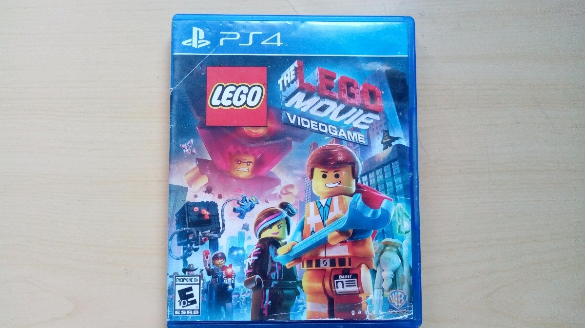 Juegos Ps4 Lego The Lego Movie Video Game 249 00 En Mercado Libre
