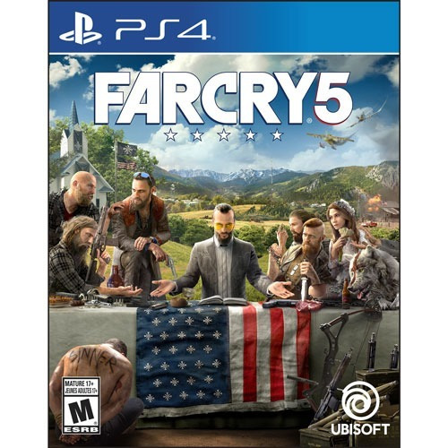 Juegos Ps4 Nuevos Far Cry 5 2 550 00 En Mercado Libre