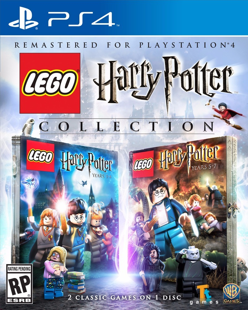 Juegos Ps4 Nuevos Lego Harry Potter Collection 1 650 00 En