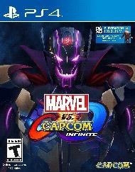 Juegos Ps4 Nuevos Marvel Vs Capcom Infinite Deluxe 2 350 00