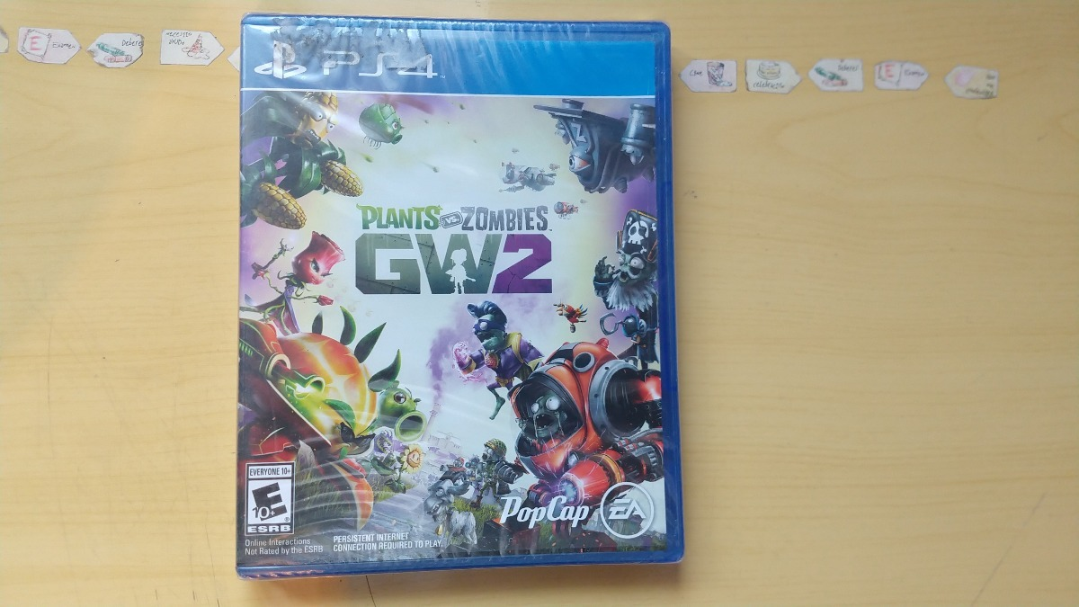 Juegos Ps4 Plantas Vs Zombies Garden Warfare 2 399 00 En Mercado