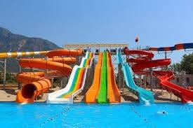 juegos recreativos acuáticos