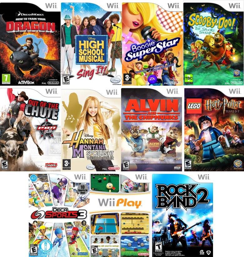 Juegos Rock Band Nintendo Wii Varios 100 00 En Mercado Libre