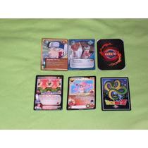 Cartas Originales Juego De Rol Dragon Ball Z Y Naruto