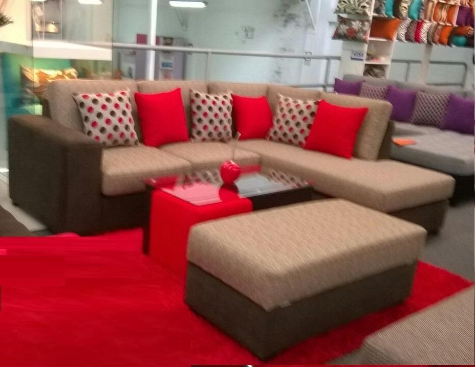 Muebles De Sala - Juegos De Sala Comedor -puff - S/ 1.700,00 en ...