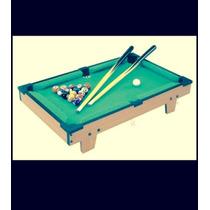 Mini Mesa De Pool Nueva