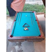 Mesa De Pool En Buen Estado Y Precio De Oportunidad