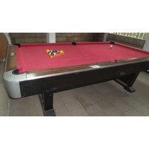 Mesa De Pool Brunswich 8 Pies En Buen Estado