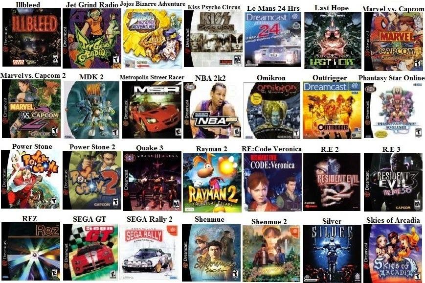Juegos Sega Dreamcast Bs 600 00 En Mercado Libre