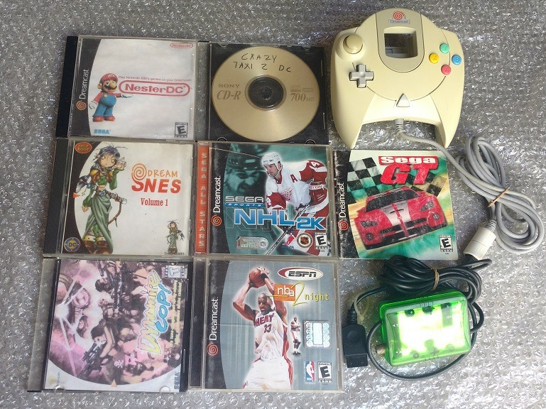 Juegos Sega Dreamcast 660 00 En Mercado Libre