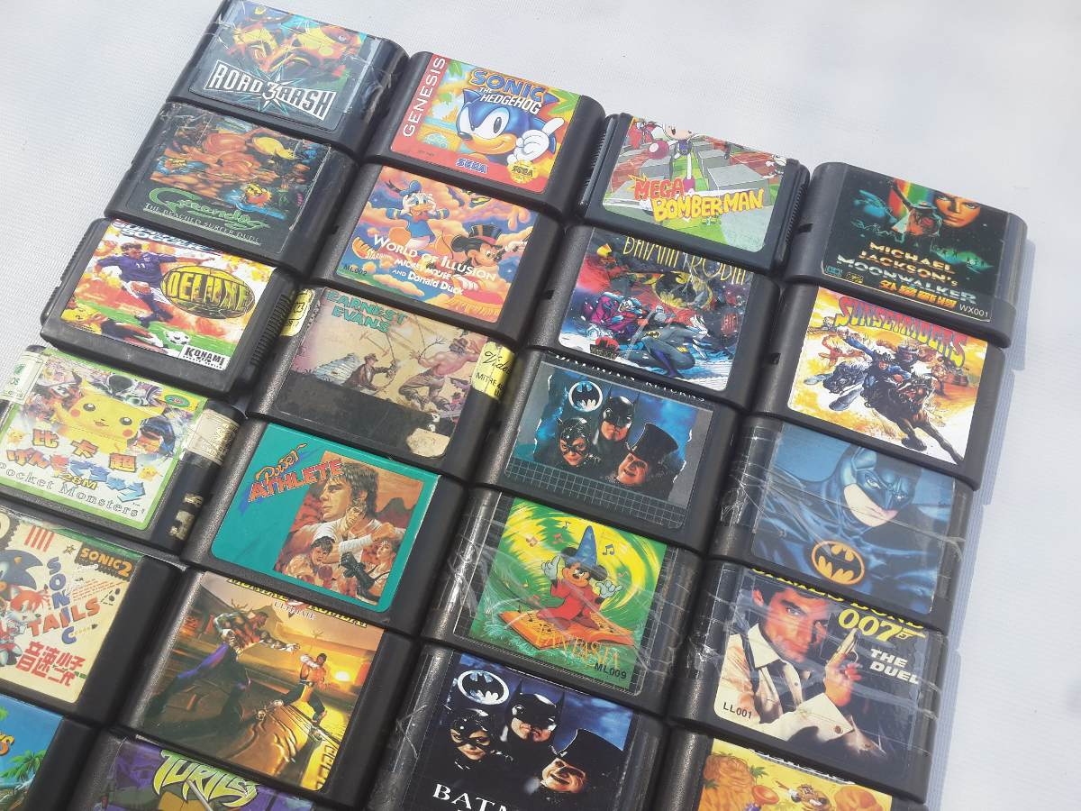 Juegos Sega Genesis Street Of Rage Bare Knuckle 1 2 3 150 00 En