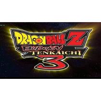 Dragon Ball Budokai Tenkaichi 3 Para Pc