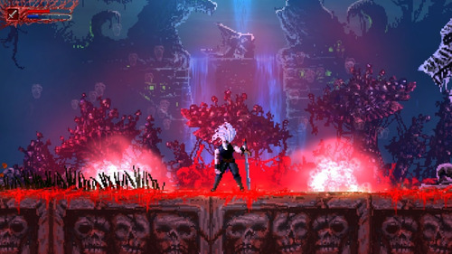 juegos slain: back from hell y valfaris - pc