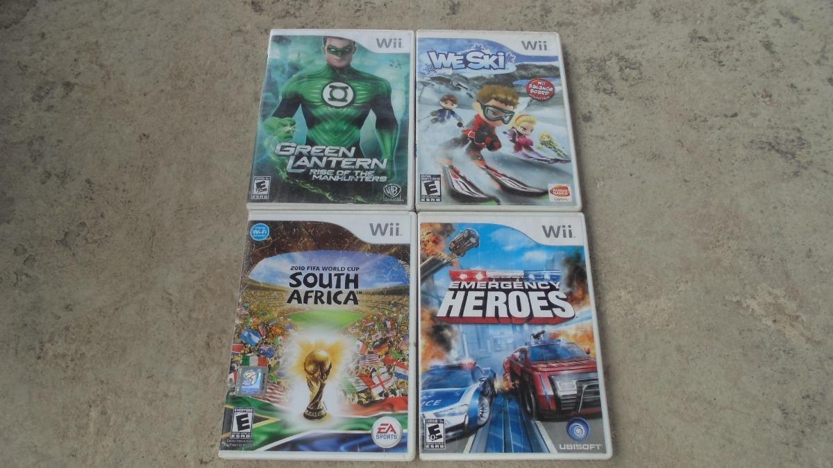 Juegos Wii Original Usado Como Nuevos Bs 600 00 En Mercado Libre