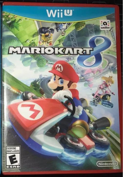 Juegos Wii U Mario Kart 8 S 70 00 En Mercado Libre