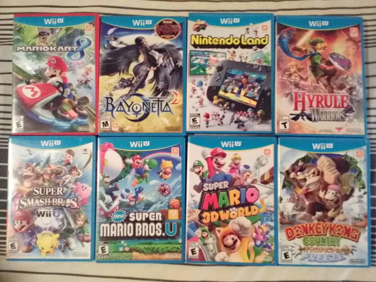 Juegos Wii U Nuevos 2018 Bs 150 000 00 En Mercado Libre