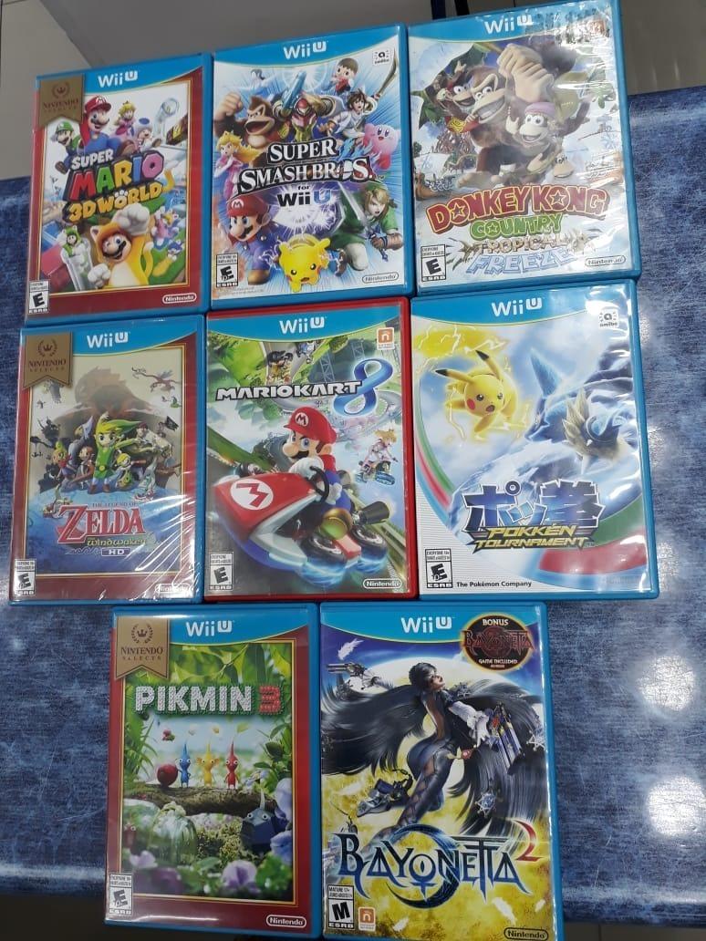 Juegos Wii U Usados Mundoplaystation 24 990 En Mercado Libre