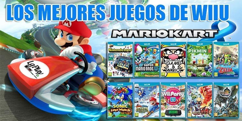 Juegos Para Wii U Y Desbloqueo De Wii Bs 10 000 00 En Mercado Libre