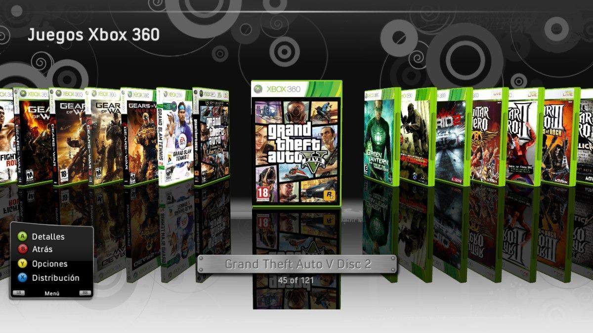 Juegos Para Xbox 360 Rgh Y Para Playstation 3 Y 4 Tienda Bs 0 20