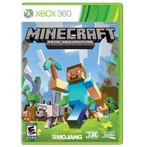 Minecraft X Box 360