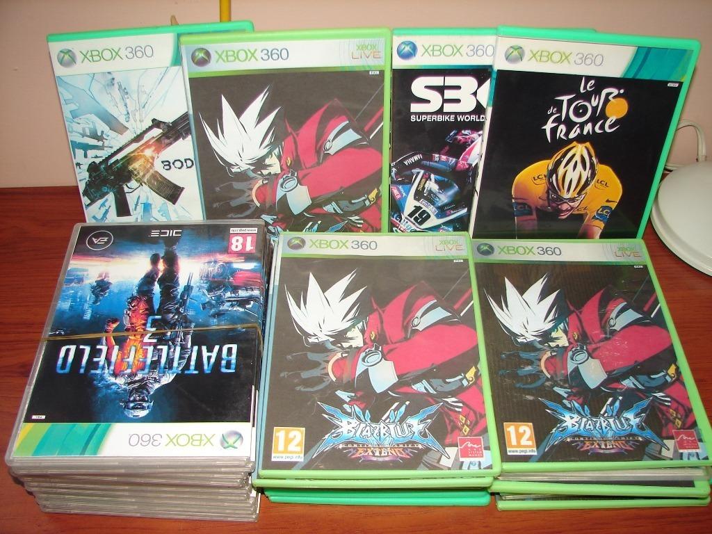 Juegos Xbox 360 En Dvd Titulos Variados Al Mayor Y Detal Bs 500