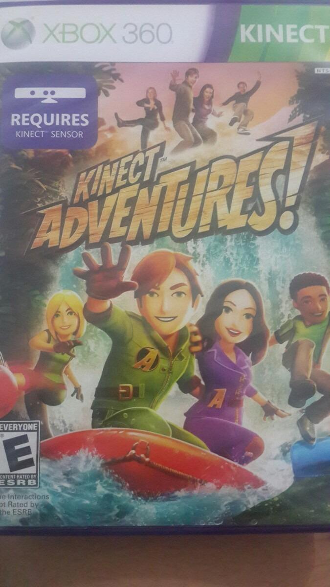 Juegos Xbox 360 Kinect Excelente Estado Aventura Bs 3 50 En