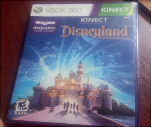 juegos xbox 360 kinect originales y nuevos - disneyland