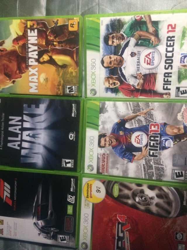 Juegos Xbox 360 Nuevos Originales Bs 5 000 00 En Mercado Libre