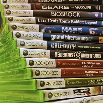 juegos xbox 360 originales usados - cientas de ventas. elegí