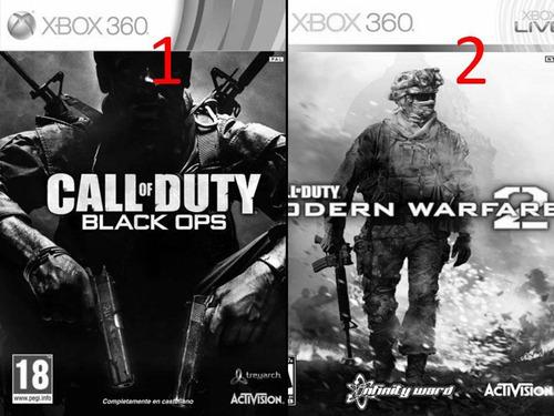 juegos xbox 360 usados 100% funcionales